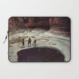 Down In The Sink Hole Laptop Sleeve