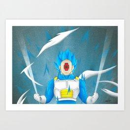 My Bulma Art Print