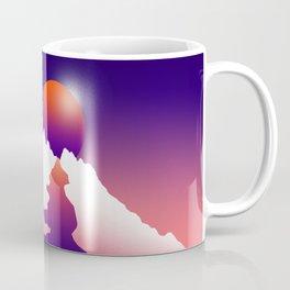 Spilt moon Coffee Mug