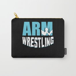 Arm Wrestling Carry-All Pouch