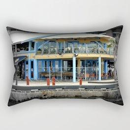 Foreshore cafe - Geelong Rectangular Pillow