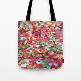 Jelly Rings Tote Bag