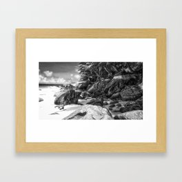 Leica Seychelles Framed Art Print