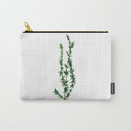 A Sprig of Thyme Carry-All Pouch