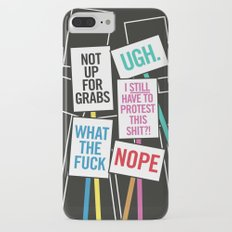 Not Up For Grabs - 100% of proceeds from this collection will go to UNICEF. iPhone 7 Plus Slim Case