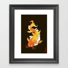 Carp II Framed Art Print