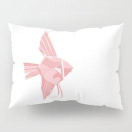 Origami Angelfish Pillow Sham