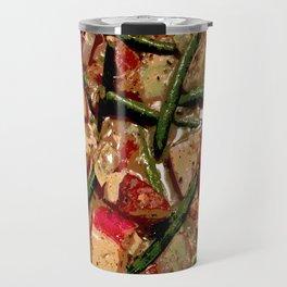 Vegetables Cooking Travel Mug