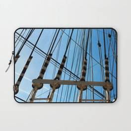 All the men in the rigging Laptop Sleeve