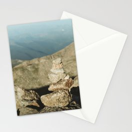 """Not A """"Cairn"""" The World Stationery Cards"""