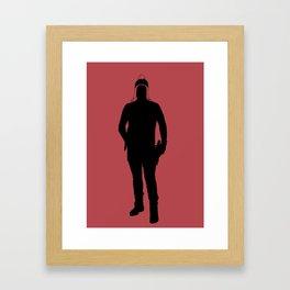 Big Damn Heroes: Jayne Cobb Framed Art Print