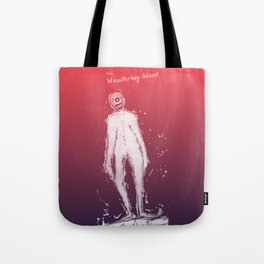 The Wandering Giant Tote Bag