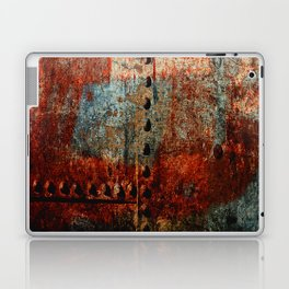 Synthetic Leather Laptop & iPad Skin