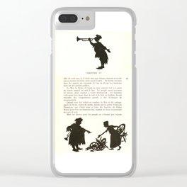 Arthur Rackham - Sleeping Beauty (1920) - Chapter Six Clear iPhone Case