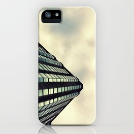 Beneath the St. Louis skyline. iPhone Case