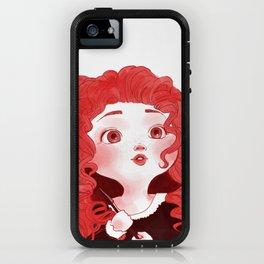Little Merida iPhone Case