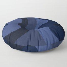 Innermost silence Floor Pillow