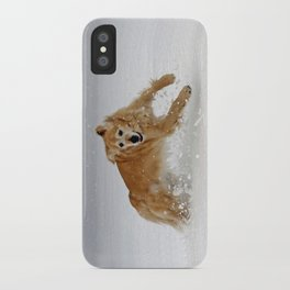 Leaping iPhone Case