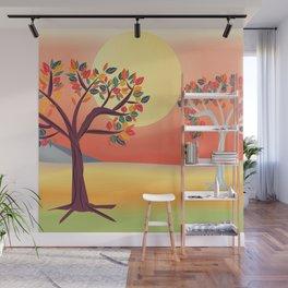 Autumn Fantasy Wall Mural