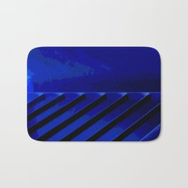 Blue Horizon Bath Mat