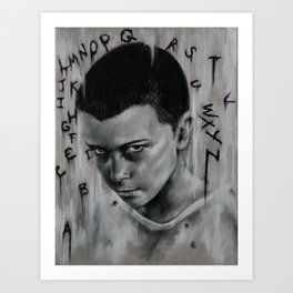 Pretty. Good. Art Print