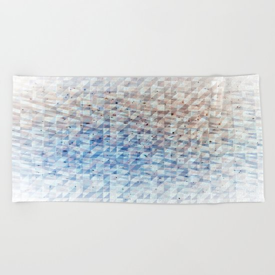 EXPANSION Beach Towel