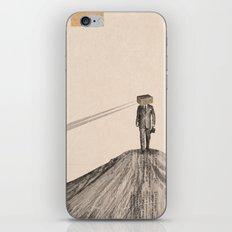 Walking Man iPhone & iPod Skin