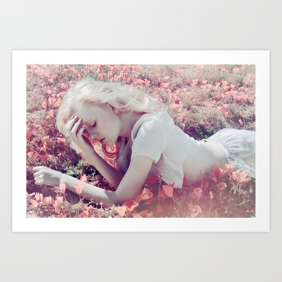Sabine Art Print