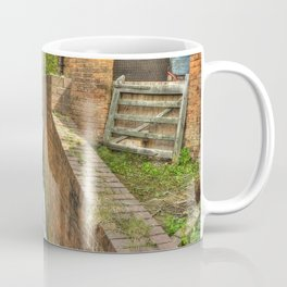 Sluice Gate at the Water mill Coffee Mug