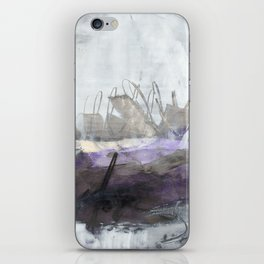Whisked iPhone Skin