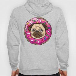 Pug Donut Hoody