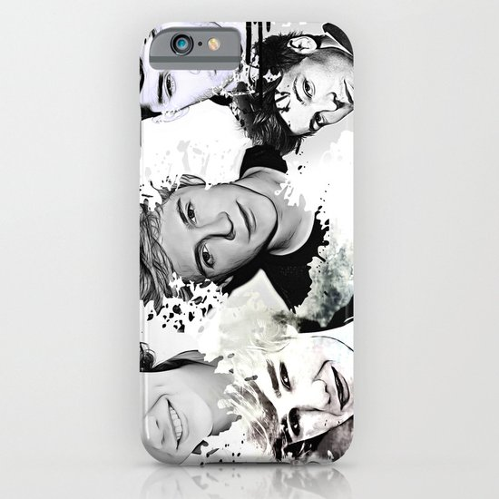1D Splat iPhone & iPod Case