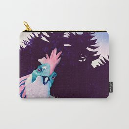 What the Hegg (Pink Version) Carry-All Pouch