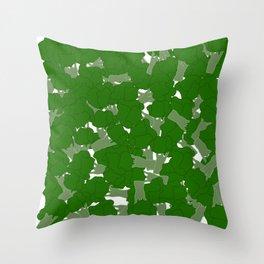 broccoli (11-3-19) Throw Pillow