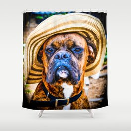 Adorable Shower Curtain