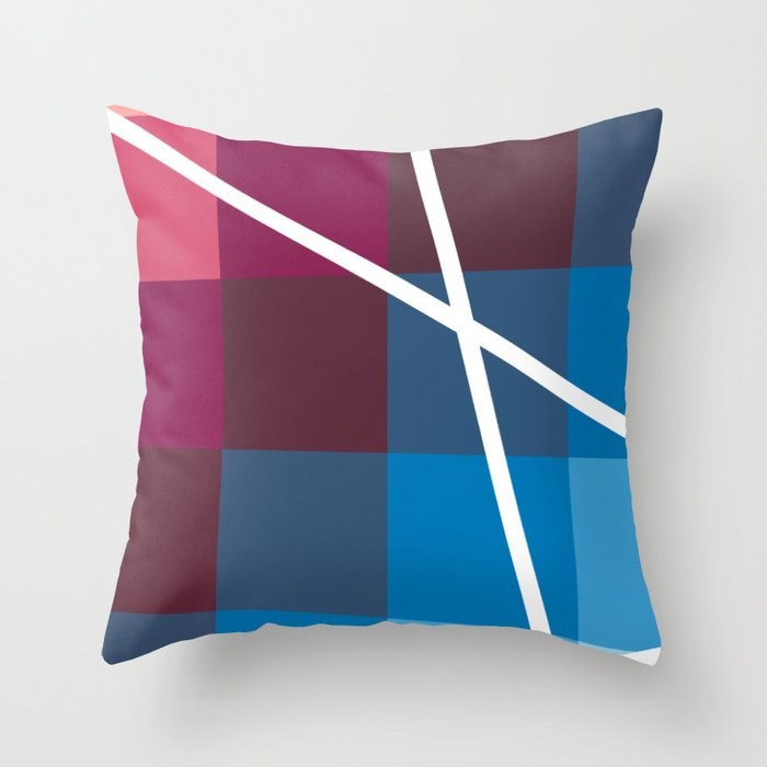 Geometric 03 Throw Pillow