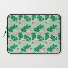 Flamingo Friends Laptop Sleeve
