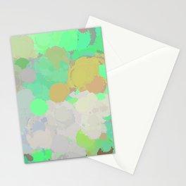 Paint Splatter Stationery Cards
