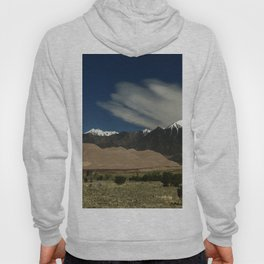 High Mountains and Sand Dunes Hoody