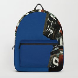 A Colorful Totem Backpack