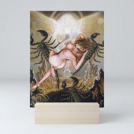 Sacred Scorpio  Mini Art Print