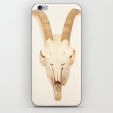 Goat Skull iPhone & iPod Skin