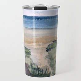 Path to the Beach Travel Mug