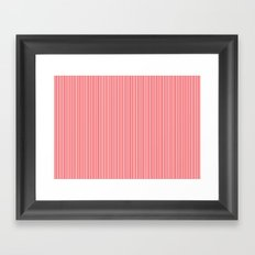 the other line Framed Art Print