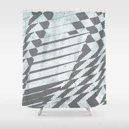Patternity Shower Curtain