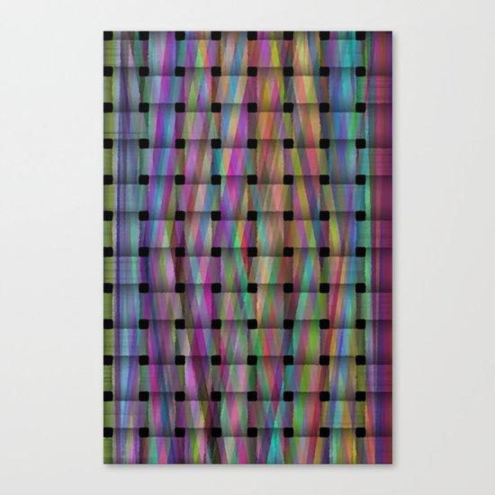 Weave#2 Canvas Print