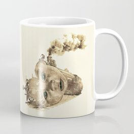train of life Coffee Mug