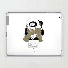 MORNING COFFEE IN THE OFFICE Laptop & iPad Skin