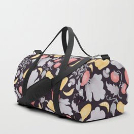 Vegetables (dark) Duffle Bag