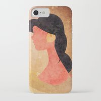 aladdin iPhone & iPod Cases featuring Aladdin Quote by Melissa Vibar